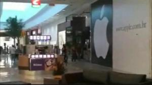 Apple no Joinville Garten Shopping?